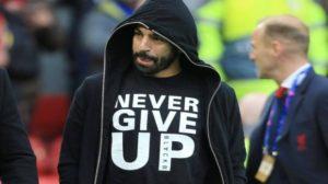 كرة القدم تعطي صلاح فرصة للإنتقام!