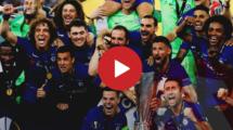 فيديو- أهداف نهائي الدوري الأوروبي