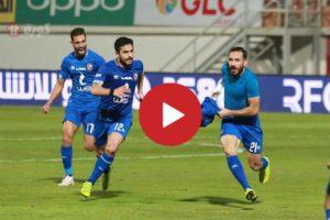 أهداف مباراة طلائع الجيش 1-2 الأهلي