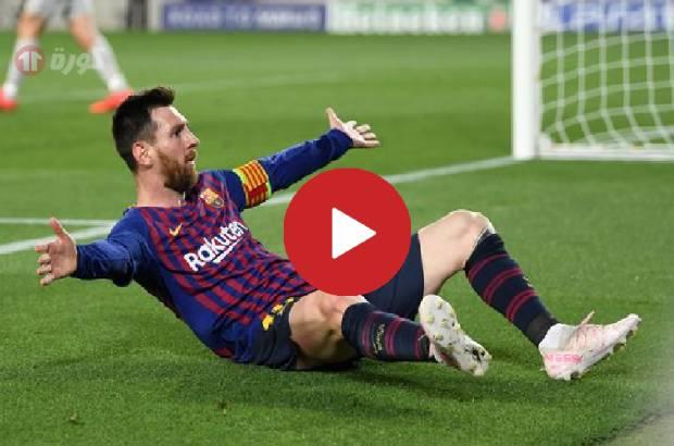 أهداف برشلونة 3-0 ليفربول