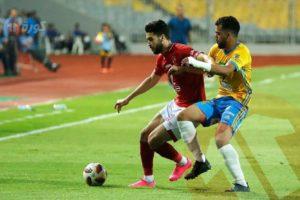 """تكتيك11.. """"ابن النادي"""" يسقط الأهلي أمام الدراويش ويهدد فوزه بالدوري"""