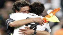 حكاية صورة  عندما بكى الحكم في أحضان قائد ريال مدريد