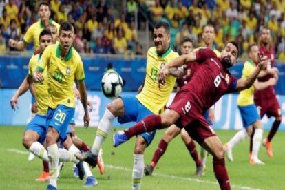 كوبا 11| الـVAR بطل مواجهة البرازيل وفنزويلا.. وبيرو في طريقها لربع النهائي