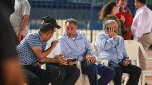رئيس الأهلي يزور مران المنتخب ويحفز اللاعبين قبل افتتاح أمم إفريقيا