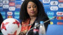 """تقرير: """"فاطمة سامورا"""" وسيلة الفيفا لبداية عملية إصلاح الاتحاد الإفريقي"""