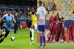 كوبا 11| ريمونتادا قطر تُزعج الأرجنتين.. وأورجواي تحذر الجميع بفوز تاريخي