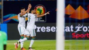 مدرب الجزائر يعلق على تسجيل محرز وفشل صلاح أمام زيمبابوي