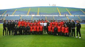 صور - دعم رئاسي يشعل معسكر الفراعنة قبل كأس الأمم