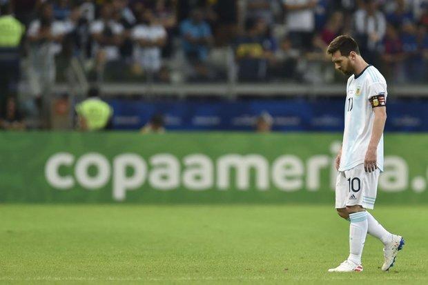 كوبا 11| ميسي يتوعد قطر.. وكولومبيا إلى ربع النهائي