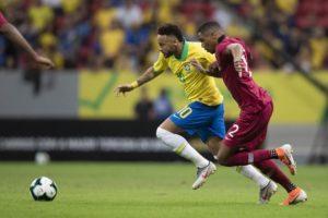 قطر تتسبب في ضربة موجعة للبرازيل قبل كوبا أمريكا