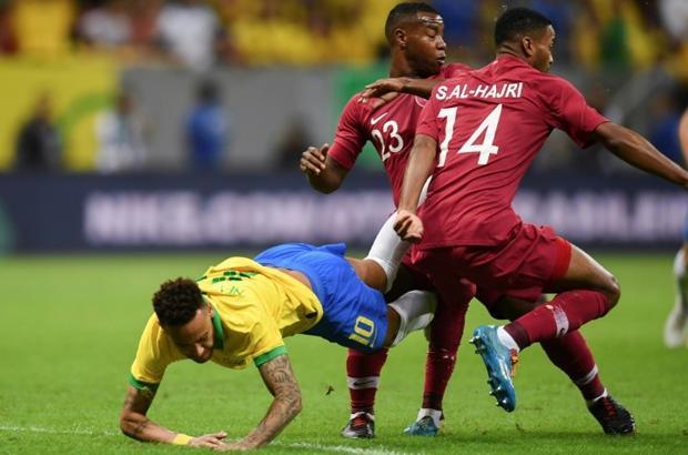 رسميًا .. منتخب البرازيل يستدعي بديل نيمار في كوبا أمريكا