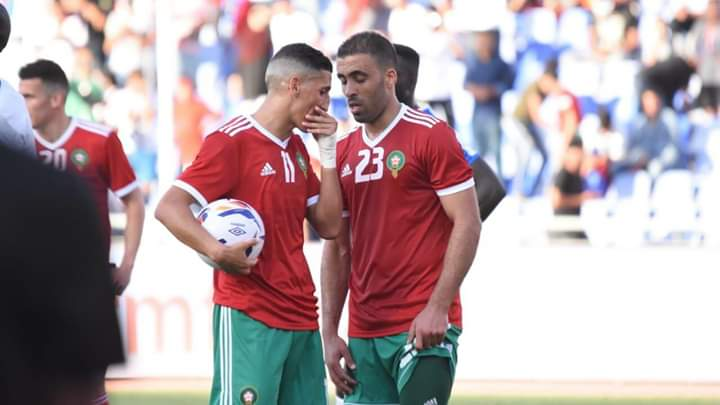 """بسبب """"ركلة جزاء"""".. أسد الأطلسي يغادر معسكر المغرب!"""