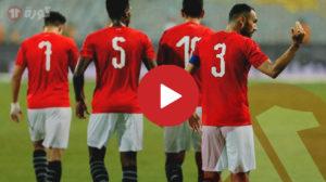 هدف مصر في شباك تنزانيا | المحمدي