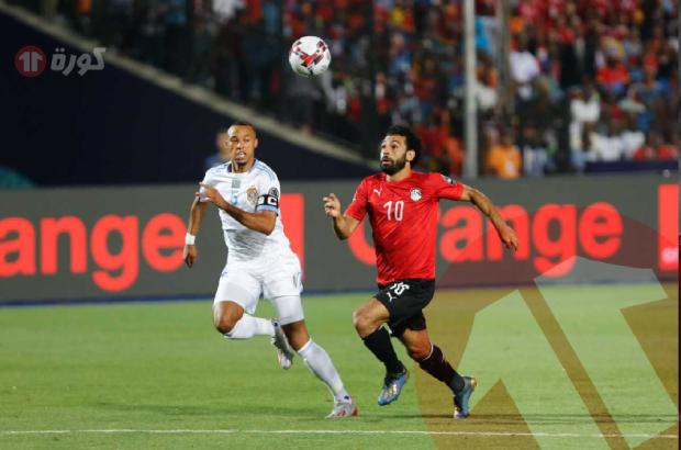 هدف صلاح بمرمى الكونغو يتسبب في غضب ليفربول!