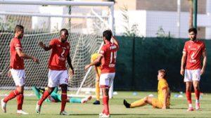 بالفيديو.. الأهلي ينهي ثالث مبارياته الودية بهزيمة أوكام الإسباني بسباعية