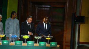 تعرف على نتائج قرعة تصفيات أمم إفريقيا 2021.. مواجهة عربية ومجموعة متوازنة لمصر
