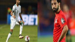 شاركنا رأيك.. من هو فخر العرب الحقيقي صلاح أم محرز؟