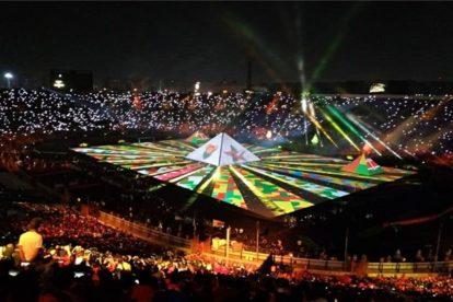تعرف على كواليس حفل نهائي كأس الأمم.. والمطربة مفاجأة!