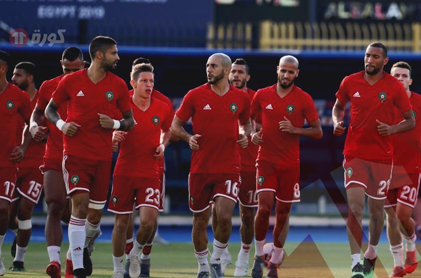 ذنب حمد الله.. الصداقة وروح المعسكر أهم من منافسة المغرب على الكان