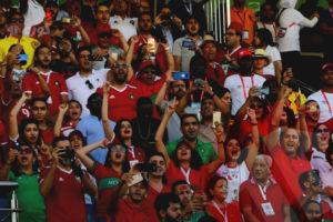 """المغاربة ينتفضون مجددًا ضد الكاف بسبب """"حكم الزمالك"""""""
