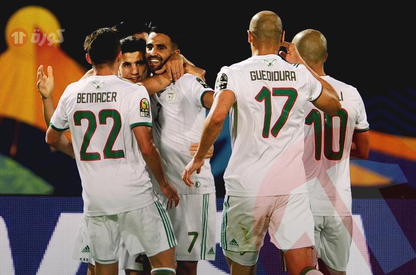 تكتيك11| تحيا الجزائر