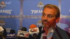 ديسابر: عدت إلى مصر من أجل تحقيق لقب الدوري!