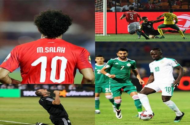 صوت الشارع| كيف وضع «صلاح..ماني..المدرب» الجزائر على العرش بدلًا من الفراعنة؟