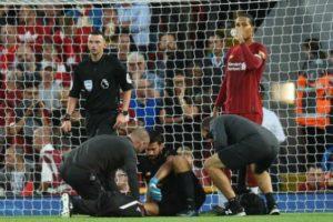 أليسون يطمئن جماهير ليفربول ويكشف أخر تطورات إصابته