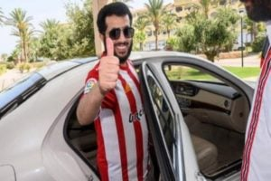 تركي آل شيخ يعود مجددًا للظهور في الكرة المصرية ويعد بمفاجأة كبيرة للمواهب!