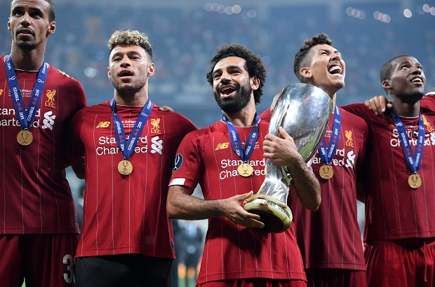 بتتويجه بالسوبر الأوروبي.. صلاح يحقق ما لم يحققه أي لاعب عربي أخر