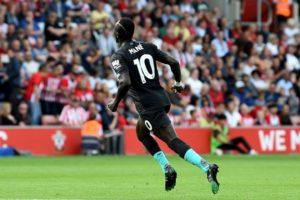 بطل ليفربول في المواقف الصعبة.. ماني يقيم مستواه ويكشف تفاصيل هدفه المذهل