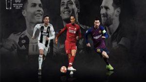 الأمور حسمت.. تسريب صورة تكشف عن أفضل لاعب في أوروبا 2019!