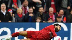 ليفربول يكشف تفاصيل إصابة صلاح وموعد العودة للملاعب مجددًا!