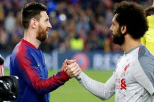 جماهير برشلونة تصدم صلاح وتفضل مهاجم ناشئ بدل التعاقد معه!