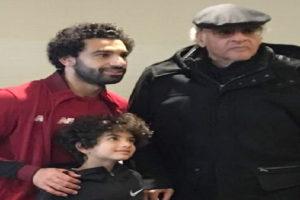 محمد صلاح وممدوح عباس