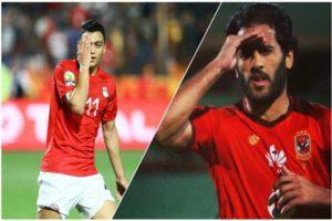 مروان محسن و مصطفي محمد