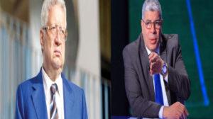 مرتضى منصور - شوبير