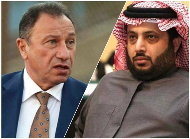 تركي آل الشيخ - الخطيب - الأهلي