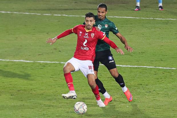 محمد شريف - الأهلي